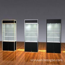 Acrylic Displays with Wooden Material, Customized Designs are Welcome