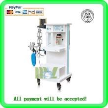 Zero beschweren MSLGA03A tragbare Ventilator Maschine / tragbare Anästhesie Maschine