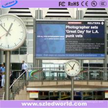 Affichage extérieur de panneau de signe de la haute définition LED de P5 pour la publicité