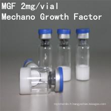 Mgf 2mg Mechano cultivent la puissance élevée d'hormone de peptide de Mgf de grande pureté de facteur