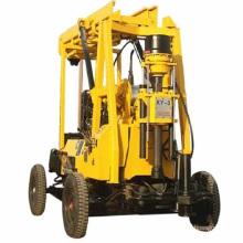 Máquina do equipamento de perfuração do poço de água de 200m