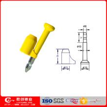 Болт уплотнения для пластиковой бирки уплотнения Jcbs-205