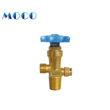 high quality 3/4'' high pressure oxygen medium cga320 valve