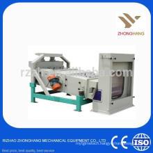 vibratory grain impurities seperator machine for rice paddy corn cleaning and impuritiy removing