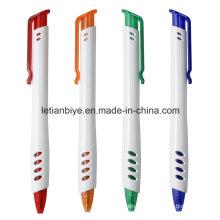 Премиум подарок дешевые Пластиковые шариковая ручка (ЛТ-C735)