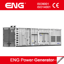 Motor generador diesel tipo contenedor 1600KW para 4016TAG2A