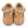 T-Bar Genuine Leather Baby Shoes Shoes