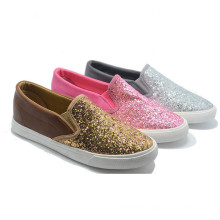2017new Fation Gelite Canvas Loafers High Quality Women Shoes