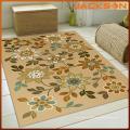 Anti Slip Latex Backing Nylon Printed Carpet