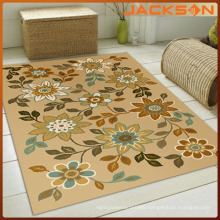 Anti Slip Latex Backing Nylon Printed Carpet