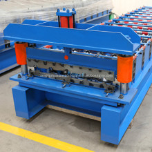 1000 metal roof wall roll forming machine