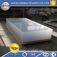 feuille de glace en cristal acrylique très utilisée de haute qualité