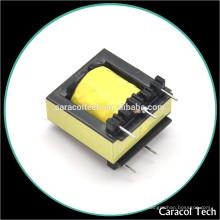 Transformateur horizontal de noyau de ferrite de 17/19/14 220v 24v pour l'alimentation d'énergie d'affichage à cristaux liquides