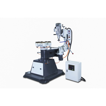 Manul Operation Glass Shaped Edging Machine