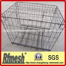 Automatic Metal Mouse Cage Trap/Multi-Catch Mouse Rat Trap