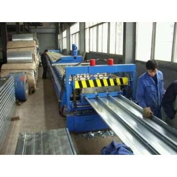 New type metal floor deck roll forming machine