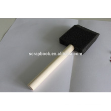Espuma de qualidade pincel de esponja do plutônio para arte e decoração de casa e scrapbooking