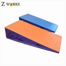 Playground/Gymnastics Children Soft Play Area Indoor Iincline Bricks Set Foam Balance Beam For Sale