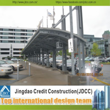 Easy Install Prefabricated Steel Structures