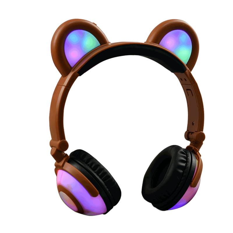 Bear Ear Headphone
