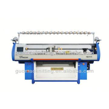 machines à tricoter double
