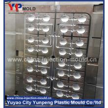 moldagem por injeção de plástico acrílico pc pp case protótipo de cosméticos
