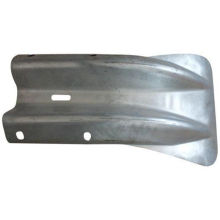 Ce Galvanized W Beam Highway Guardrail End Terminal