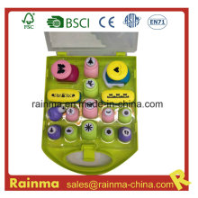 Plastic Paper Craft Punch in PP Box