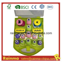 Пластиковая бумага Ремесло Пунш в PP Box