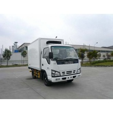2017 ISUZU used reefer trucks for sale