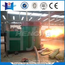 Cane trash pellet burner for sale apply steam boiler