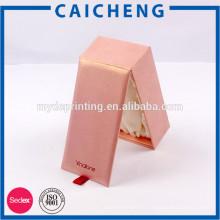 China-Hersteller bunte Papier benutzerdefinierte Geschenk-Boxen mit Satin