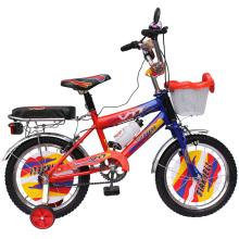 16-дюймовый детский велосипед BMX для детей