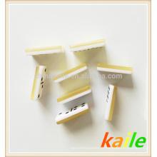 Ensemble de domino double six étages en or