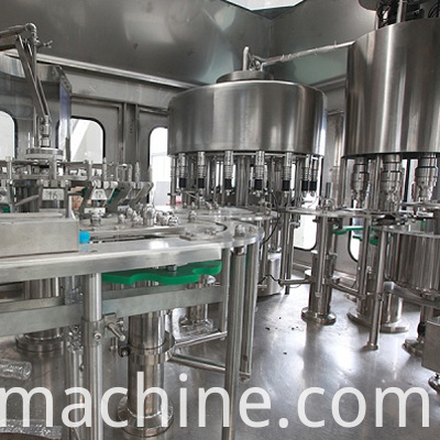 filling sealing machine