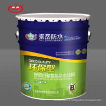 1: 3 Polyurethane Waterproof Coating/Roof Waterproof Coating