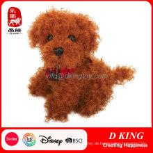 Gefüllte Tier Spielzeug Hund Stofftier