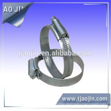 English type hose clip