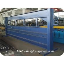 máquina de fabricação de dobra de aço de folha excelente na qualidade excelente na qualidade