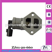 ZJ01-20-660 Idle Air Control Valve Idle Speed Control Valve for Mazda 3 5