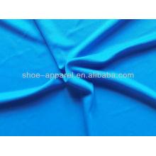 100% poliéster tejido 1x1 costilla fabricante de la tela