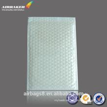 Alta calidad multicolor brillante metálico sobre de la burbuja por mayor y aluminio hoja sobres postales con burbujas y el anuncio publicitario de burbuja metálica