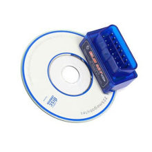 Мини-ВЯЗ 327 Bluetooth OBD2 сканер цифровой Auto