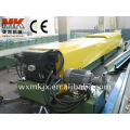 Downspout Stahl gewellte Metall Rohrmachmaschine in wuxi
