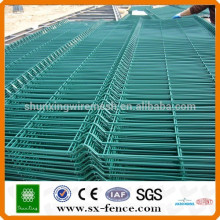 ISO9001 Galvanized welded mesh panels