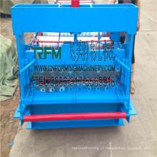 Máquina de fabricação de chapas de aço corrugado a frio fx