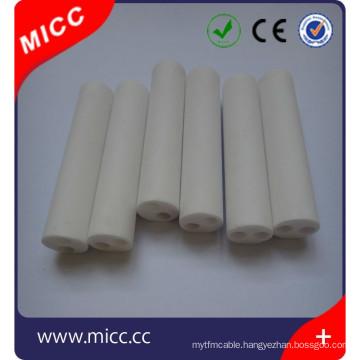Alumina ceramic collar bushes99 alumina ceramicCeramic insulator tubes