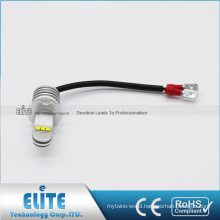 Various colors of high power h3 car led light bulbs with CE ROHS Certificated
