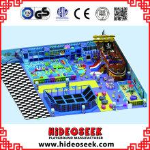 Pirate Ship Theme Indoor Amusement Park Equipment for Sale