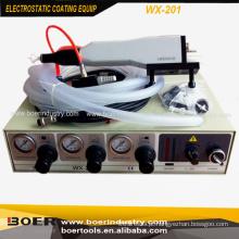 Tipo Automative da pistola de pulverizador eletrostática do revestimento do pó